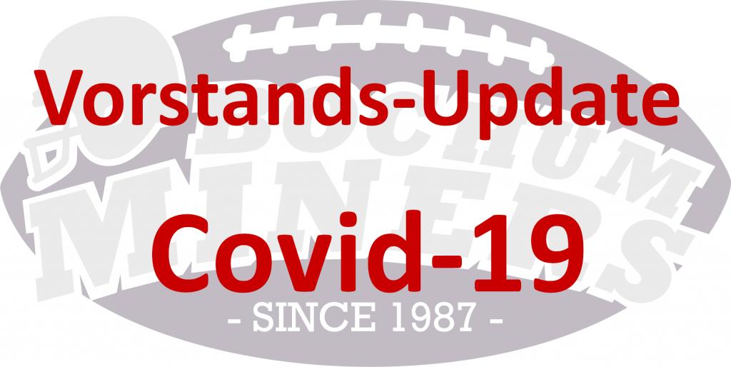 Vorstands Update Covid-19