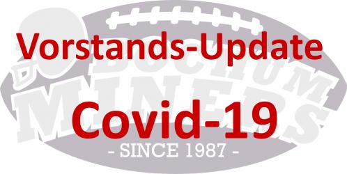Vorstands-Update zur Covid-19 Pandemie